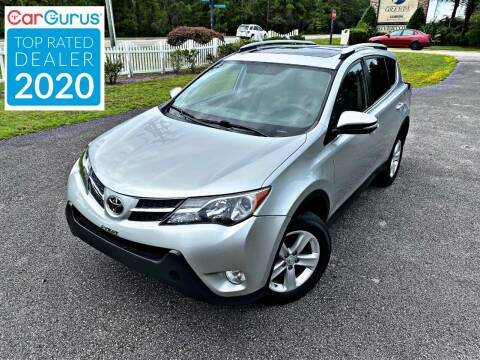 2014 Toyota RAV4 for sale at Brothers Auto Sales of Conway in Conway SC