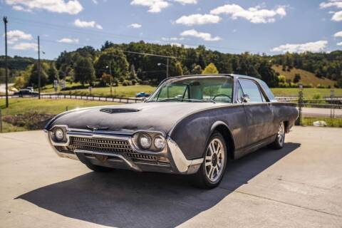 1962 Ford Thunderbird for sale at CarUnder10k in Dayton TN
