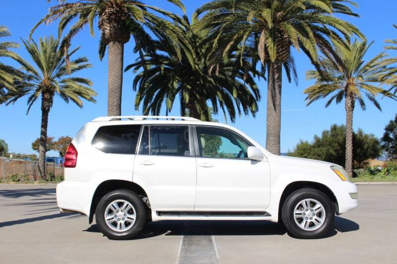 2005 Lexus GX 470 for sale at Miramar Sport Cars in San Diego CA