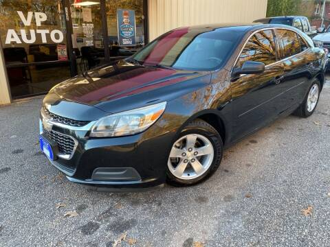 2015 Chevrolet Malibu for sale at VP Auto in Greenville SC