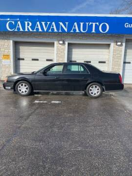2005 Cadillac DeVille for sale at Caravan Auto in Cranston RI
