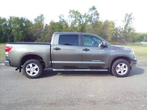 2008 Toyota Tundra for sale at WB Auto Sales LLC in Barnum MN