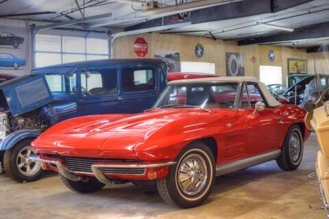 1964 Chevrolet Corvette for sale at Hooked On Classics in Watertown MN