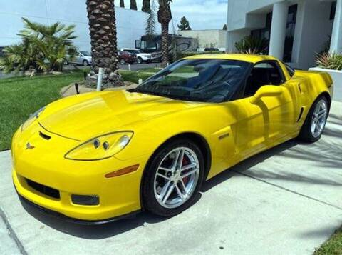 2006 Chevrolet Corvette for sale at West Coast Corvettes in Anaheim CA