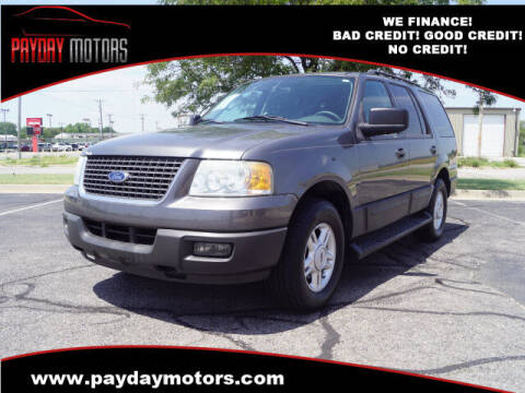 2005 Ford Expedition for sale at Payday Motors in Wichita And Topeka KS