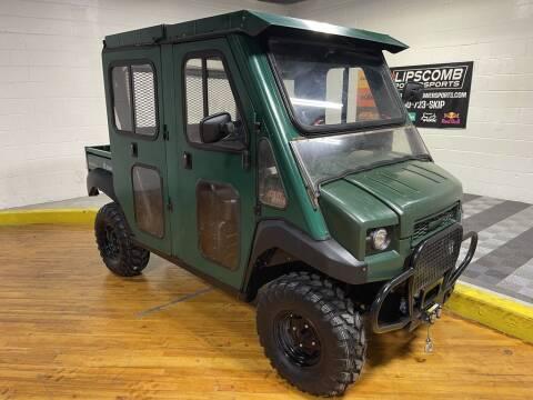 2012 Kawasaki Mule™ 4010 Trans4x4&#174 for sale at Lipscomb Powersports in Wichita Falls TX