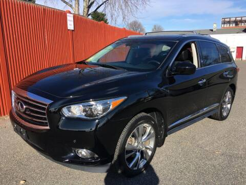 2013 Infiniti JX35 for sale at Bill's Auto Sales in Peabody MA
