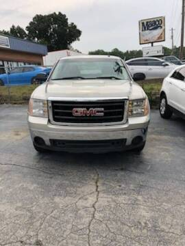 2008 GMC Sierra 1500 for sale at LAKE CITY AUTO SALES - Jonesboro in Morrow GA