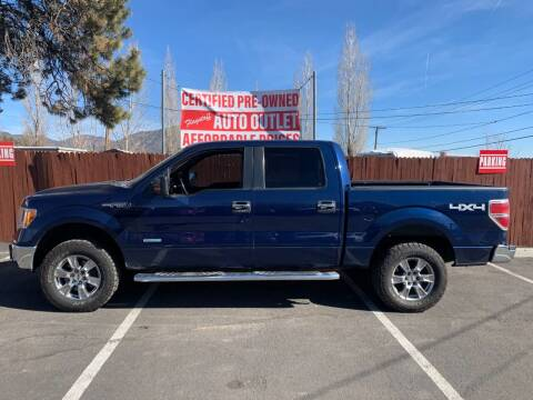 2012 Ford F-150 for sale at Flagstaff Auto Outlet in Flagstaff AZ
