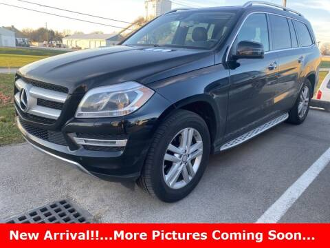 2016 Mercedes-Benz GL-Class for sale at Coast to Coast Imports in Fishers IN