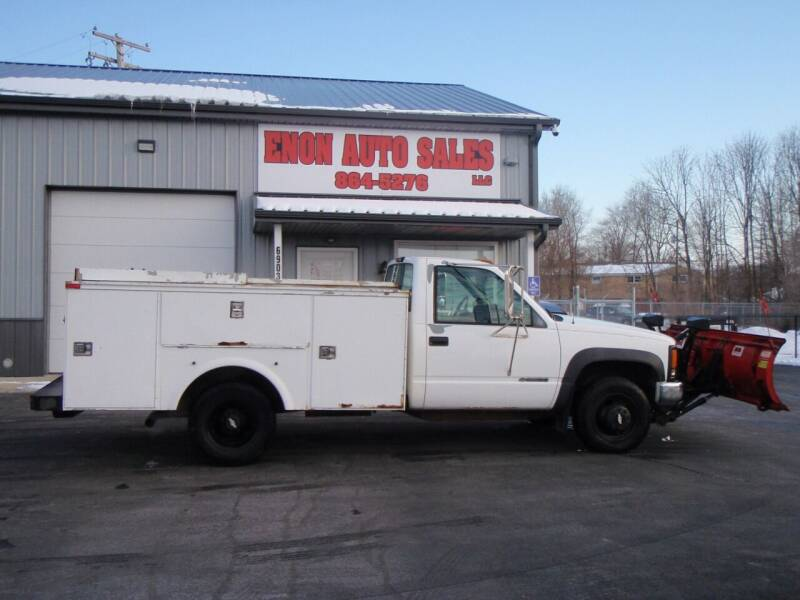1999 Chevrolet C/K 3500 Series for sale at ENON AUTO SALES in Enon OH