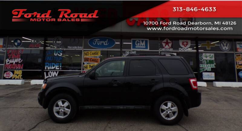 2009 Ford Escape for sale at Ford Road Motor Sales in Dearborn MI