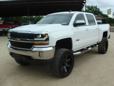 2018 Chevrolet Silverado 1500 for sale at Texas Truck Deals in Corsicana TX