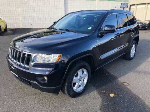 2011 Jeep Grand Cherokee for sale at TacomaAutoLoans.com in Tacoma WA