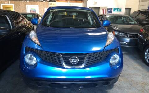 2012 Nissan JUKE for sale at Auto Credit & Finance Corp. in Miami FL