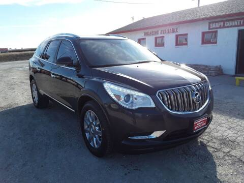 2015 Buick Enclave for sale at Sarpy County Motors in Springfield NE