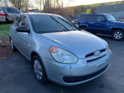 2009 Hyundai Accent for sale at GMG AUTO SALES in Scranton PA