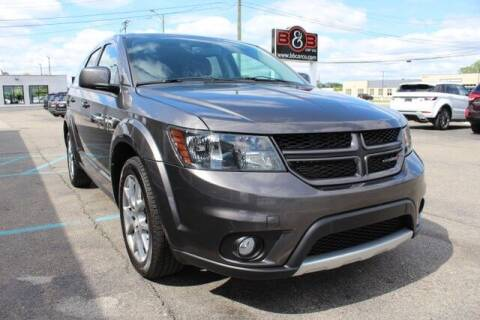 2015 Dodge Journey for sale at B & B Car Co Inc. in Clinton Twp MI