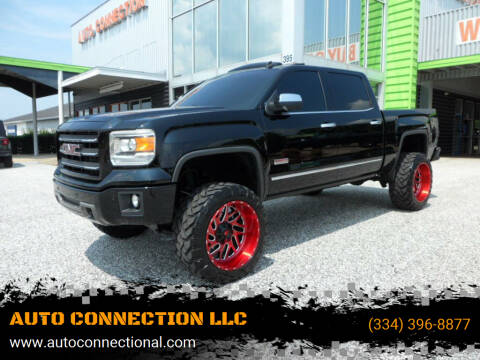 2014 GMC Sierra 1500 for sale at AUTO CONNECTION LLC in Montgomery AL