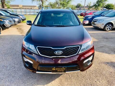 2012 Kia Sorento for sale at Good Auto Company LLC in Lubbock TX