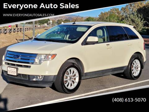 2007 Ford Edge for sale at Everyone Auto Sales in Santa Clara CA