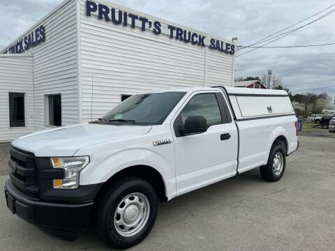 2016 Ford F-150 for sale at Pruitt's Truck Sales in Marietta GA