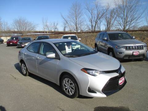 2018 Toyota Corolla for sale at Percy Bailey Auto Sales Inc in Gardiner ME
