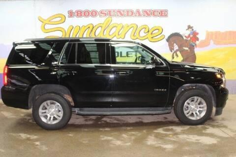 2017 Chevrolet Tahoe for sale at Sundance Chevrolet in Grand Ledge MI