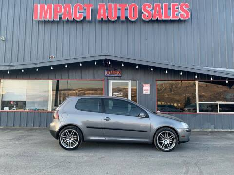 2008 Volkswagen Rabbit for sale at Impact Auto Sales in Wenatchee WA