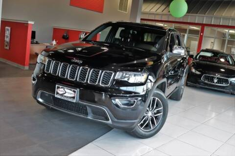 2017 Jeep Grand Cherokee for sale at Quality Auto Center of Springfield in Springfield NJ
