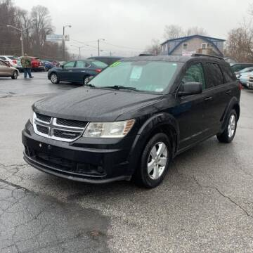 2011 Dodge Journey for sale at MBM Auto Sales and Service - MBM Auto Sales/Lot B in Hyannis MA