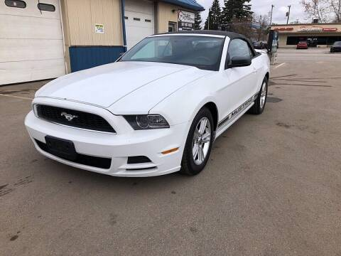 2014 Ford Mustang for sale at CItywide Auto Credit in Oregon OH