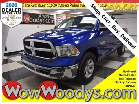 2018 RAM Ram Pickup 1500 for sale at WOODY'S AUTOMOTIVE GROUP in Chillicothe MO
