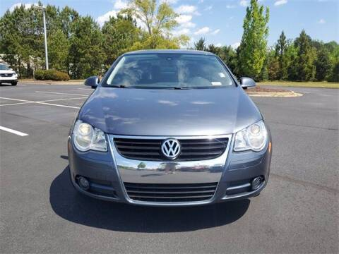 2007 Volkswagen Eos for sale at Southern Auto Solutions - Lou Sobh Honda in Marietta GA
