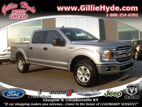 2020 Ford F-150 for sale at Gillie Hyde Auto Group in Glasgow KY