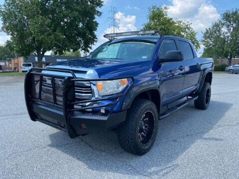 2014 Toyota Tundra for sale at Triple A's Motors in Greensboro NC