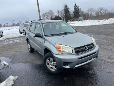 2004 Toyota RAV4 for sale at Pine Auto Sales in Paw Paw MI
