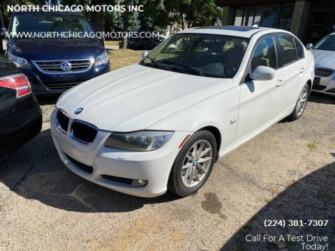 2010 BMW 3 Series for sale at NORTH CHICAGO MOTORS INC in North Chicago IL