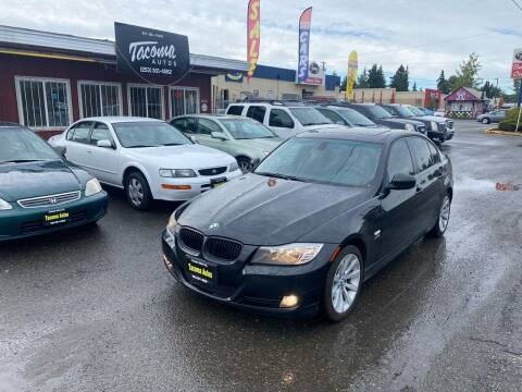 2011 BMW 3 Series for sale at Tacoma Autos LLC in Tacoma WA