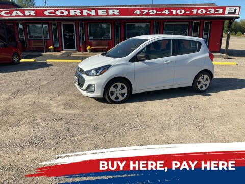 2019 Chevrolet Spark for sale at CAR CORNER in Van Buren AR
