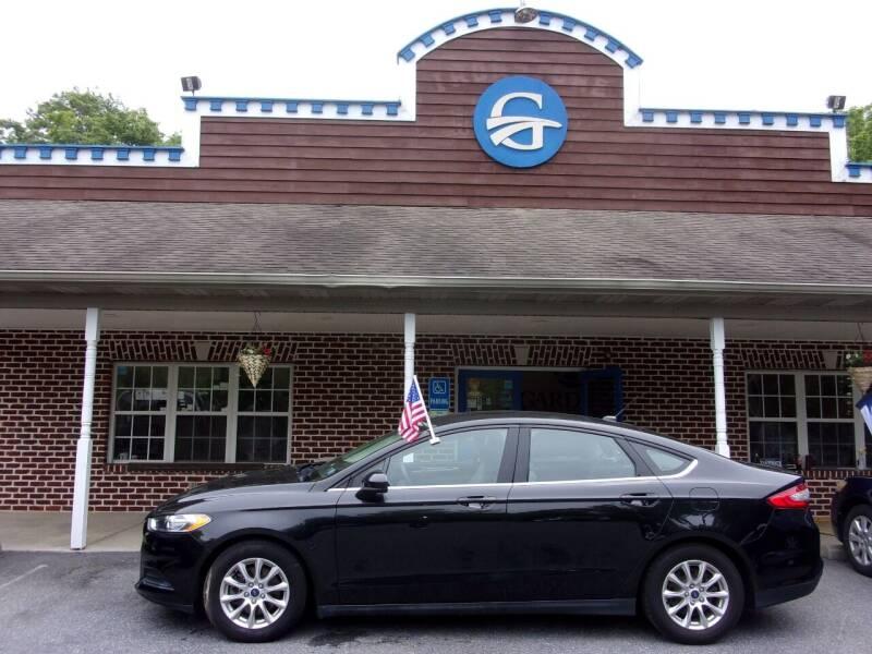 2015 Ford Fusion for sale at Gardner Motors in Elizabethtown PA