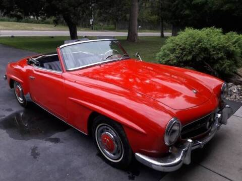 1961 Mercedes-Benz 190-Class for sale at Gullwing Motor Cars Inc in Astoria NY
