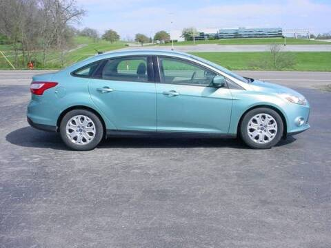 2012 Ford Focus for sale at Westview Motors in Hillsboro OH
