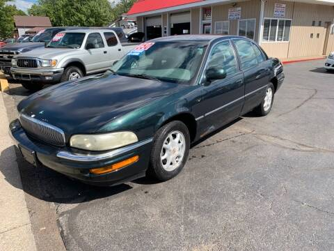 2001 Buick Park Avenue for sale at THE PATRIOT AUTO GROUP LLC in Elkhart IN