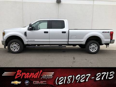 2018 Ford F-250 Super Duty for sale at Brandl GM in Aitkin MN