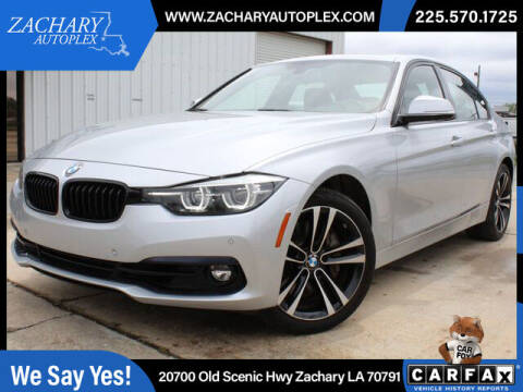 2018 BMW 3 Series for sale at Auto Group South in Natchez MS