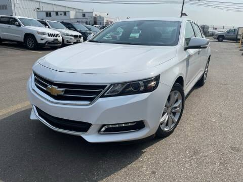 2018 Chevrolet Impala for sale at A1 Auto Mall LLC in Hasbrouck Heights NJ