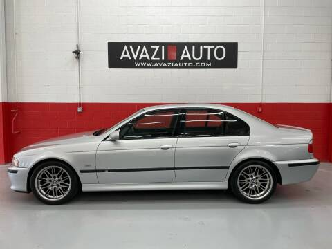 2003 BMW M5 for sale at AVAZI AUTO GROUP LLC in Gaithersburg MD