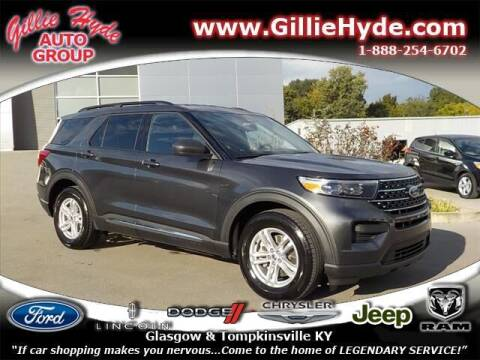 2020 Ford Explorer for sale at Gillie Hyde Auto Group in Glasgow KY
