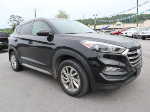 2017 Hyundai Tucson for sale at Viles Automotive in Knoxville TN